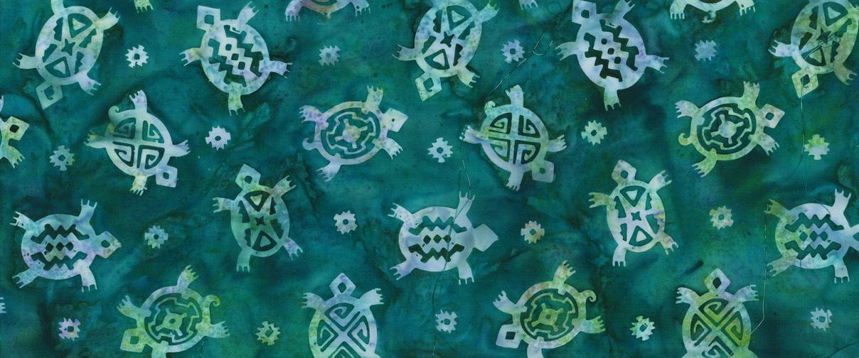 Turtles chamomile