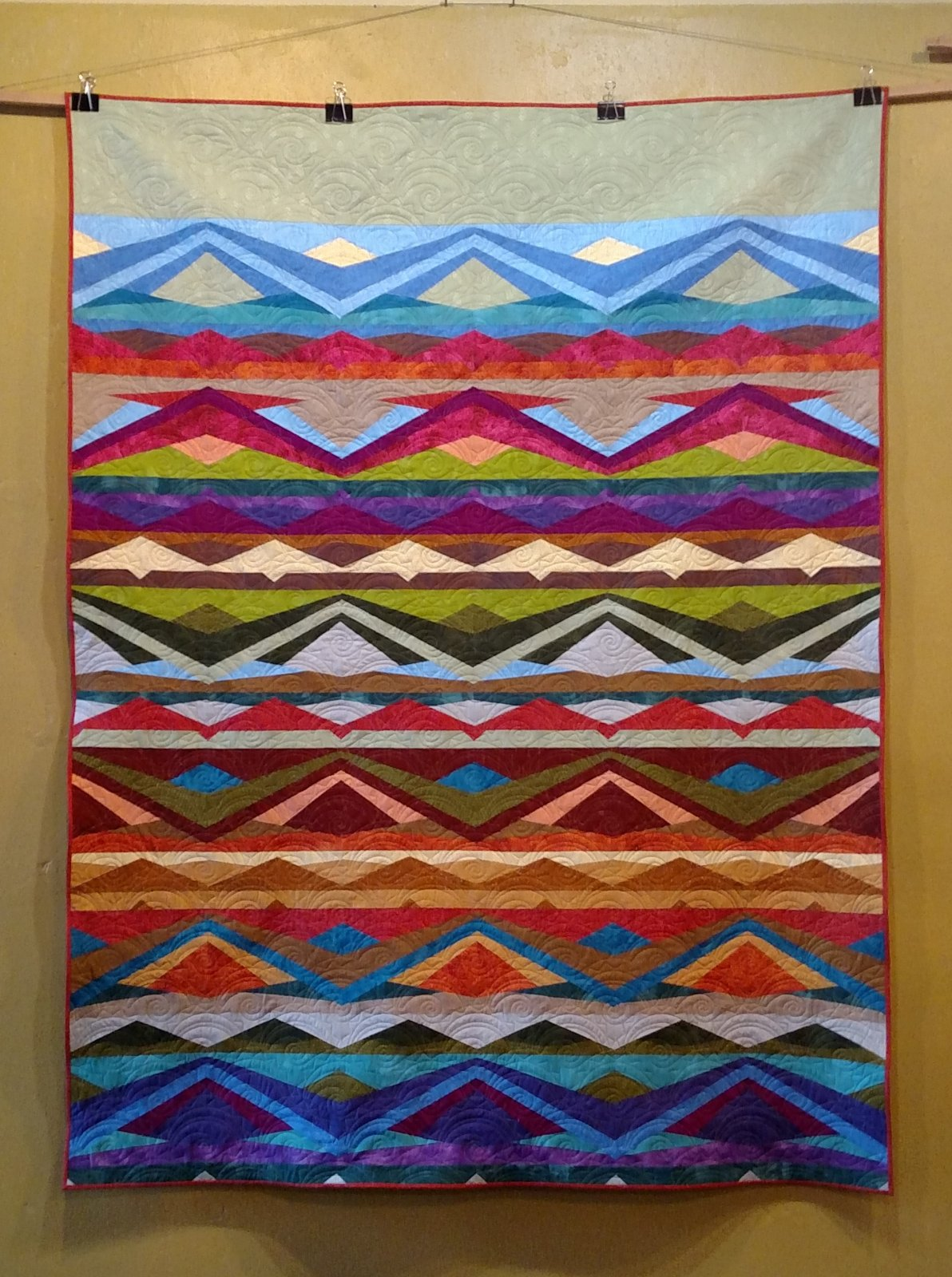Russell quilt kit BASIC
