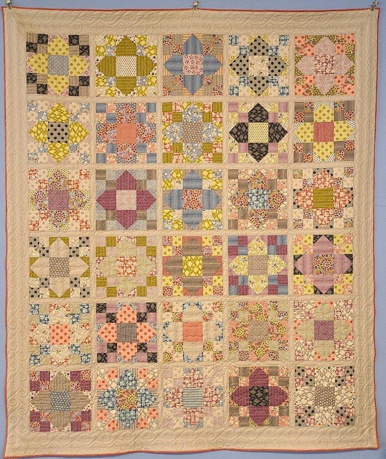 Winkipop quilt kit BASIC