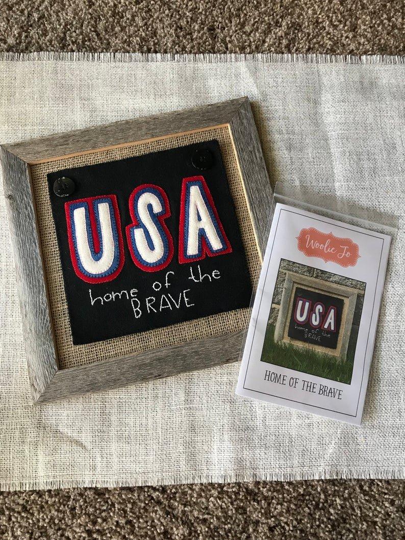 Woolie Jo/USA/Wool Pattern