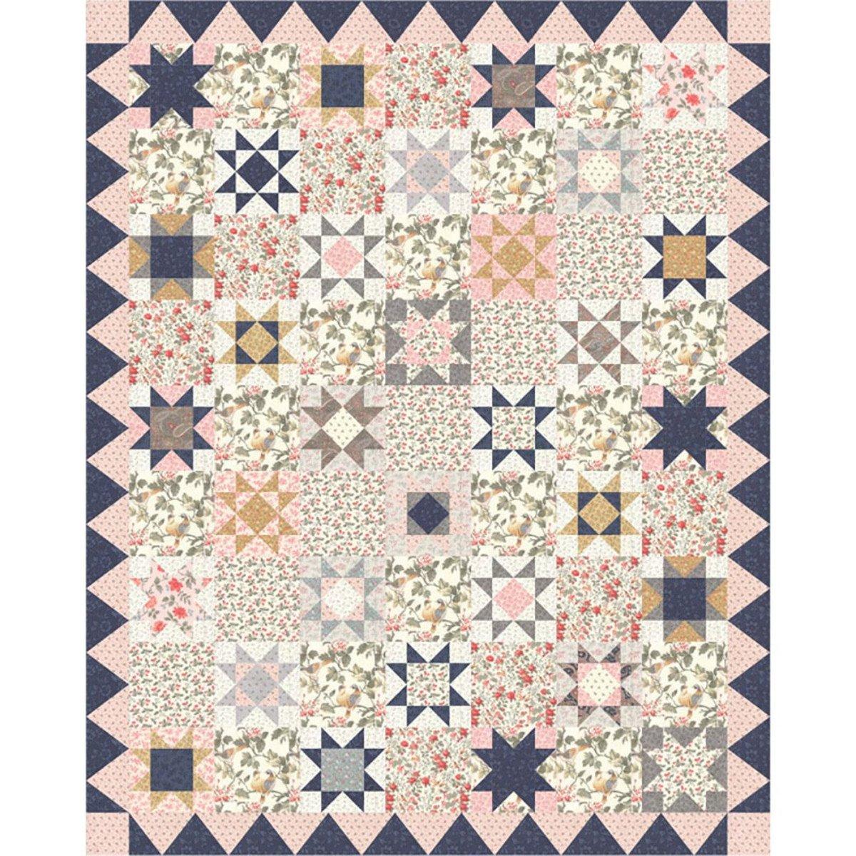 Daybreak Pattern 64 x 80