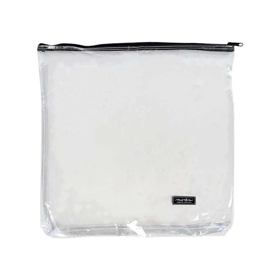 Clear Project Bag with Zipper/17 x 17/Moda