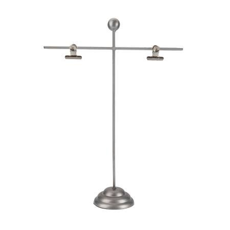 Stacy West Metal Double Clip Stand