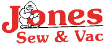 Jones Sew and Vac Boise logo