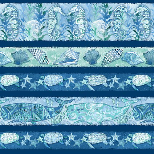Sea Glass  9553-77
