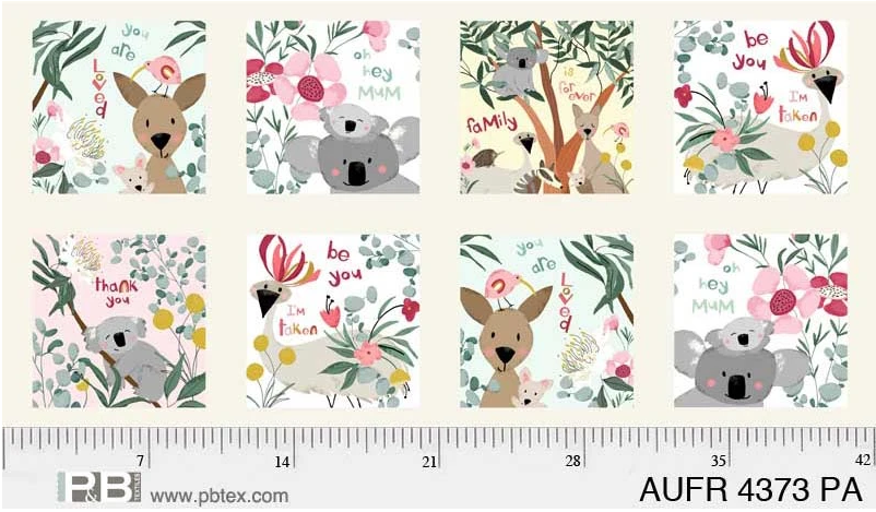Aussie Friends  AUFR 4373-PA