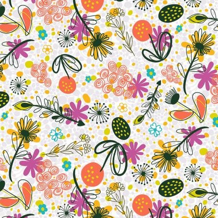 Flower Doodles  RJ2000-MA1