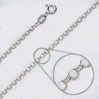 Italian Finished Chain Style 2264 -Rolo