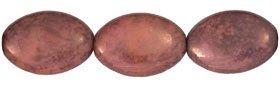 Flattened Oval 10x14mm
