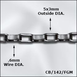 Rectangle Box Chain