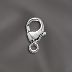 Sterling Lobster Claw Clasps