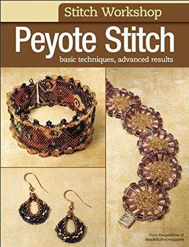 Stitch Workshop: Peyote Stitch