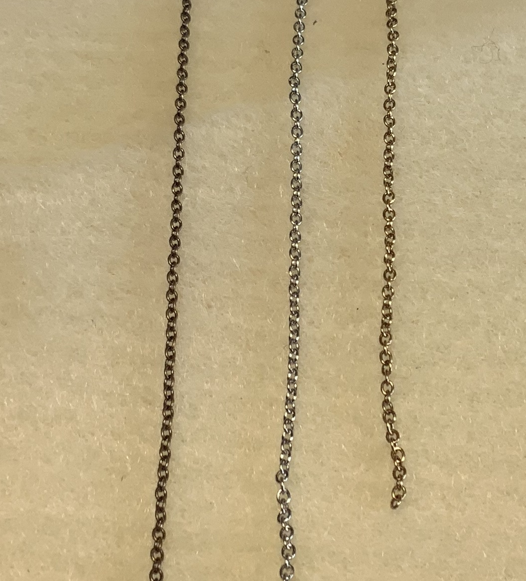 1.25mm Cable Chain