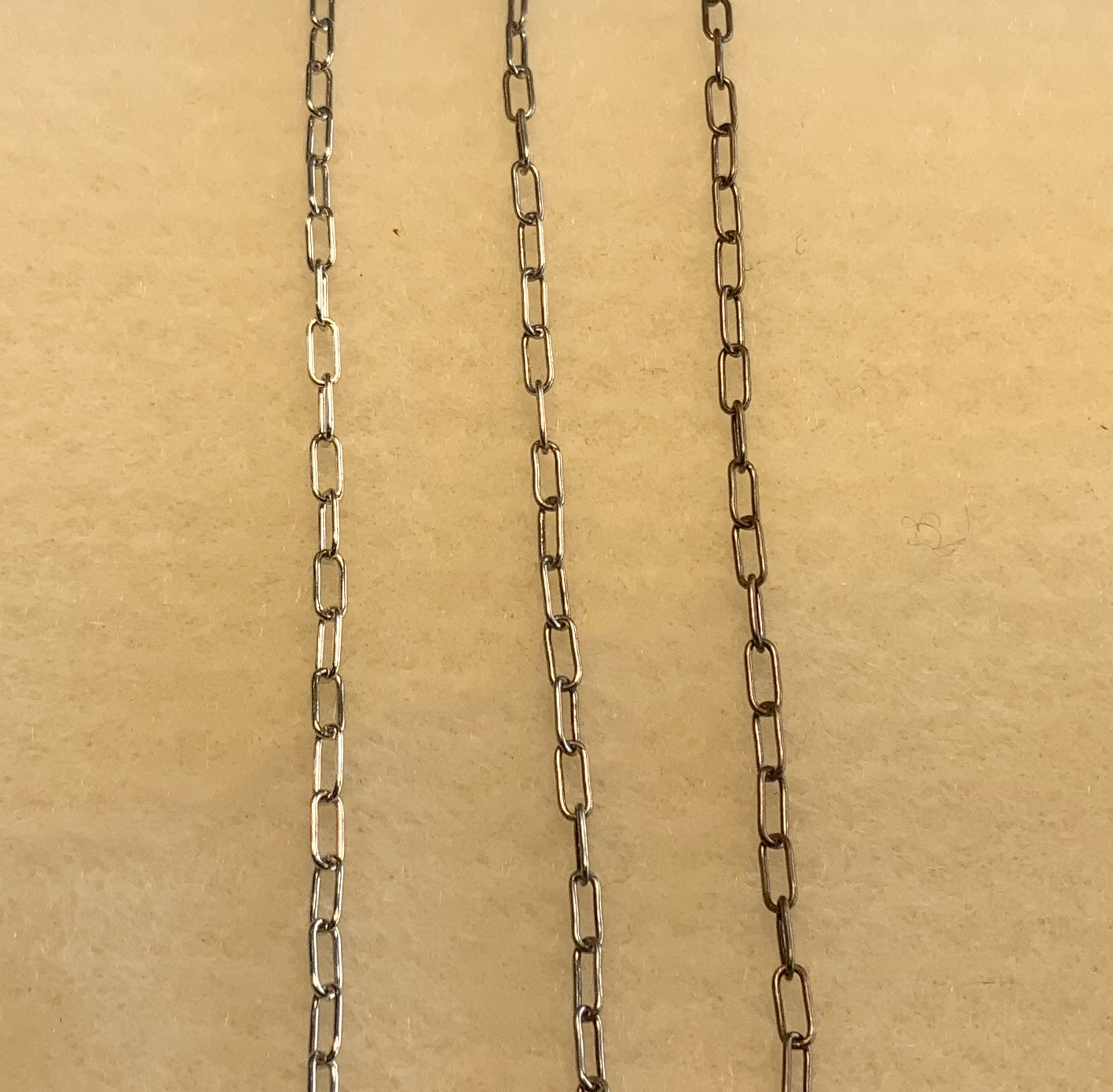 TC Long Oval Small Cable Chain