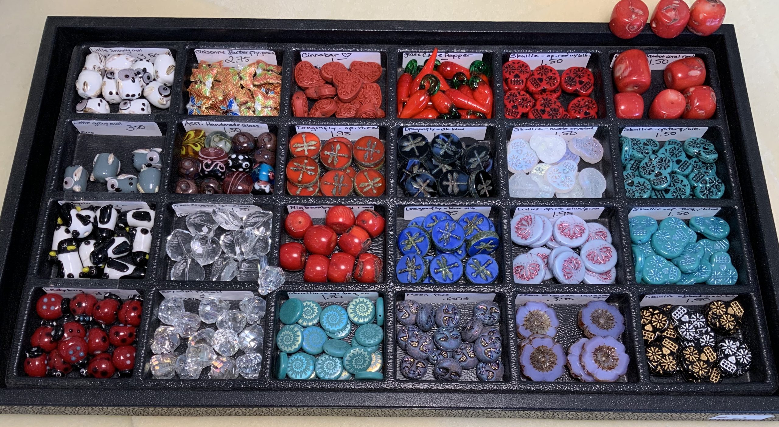 Loose Beads Tray #02
