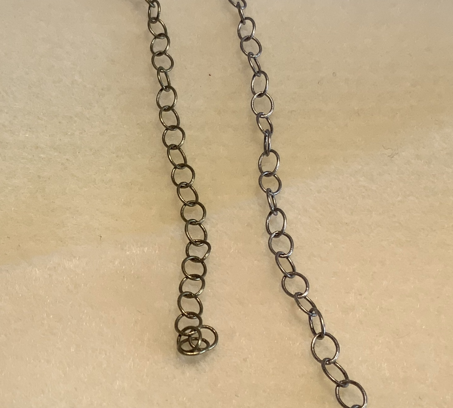 Oval Cable Chain 22g
