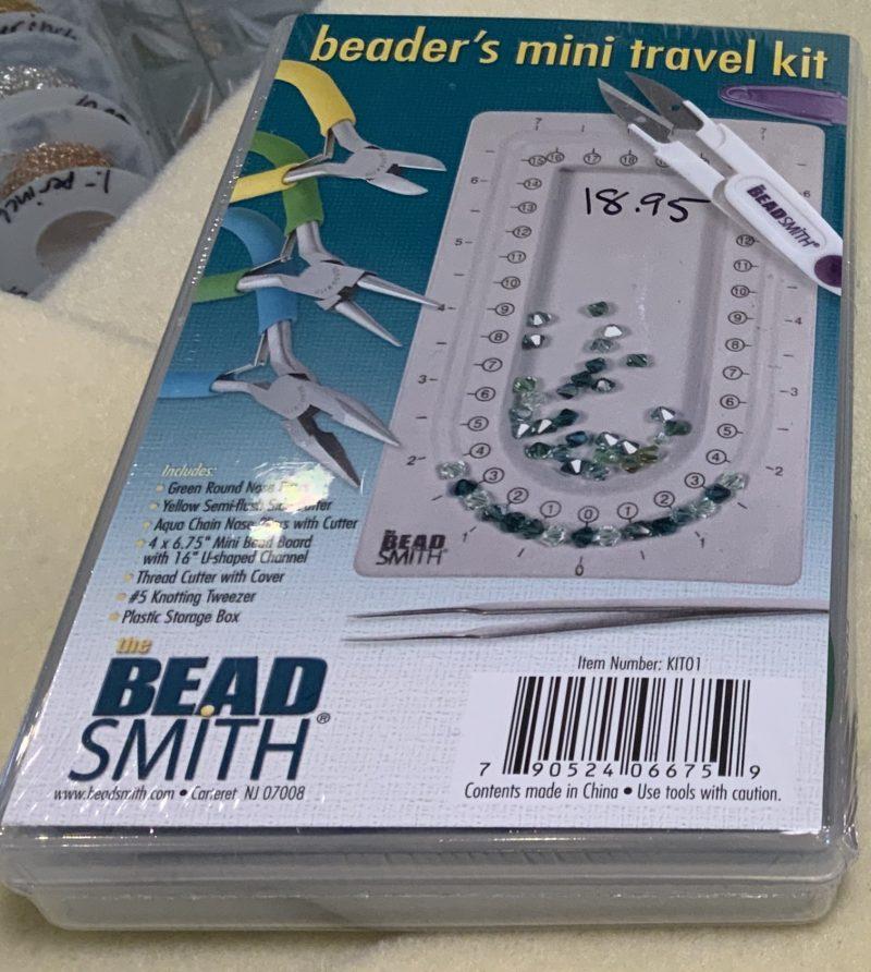 Mini Travel Tool Kit