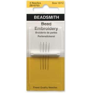 John James Bead Embroidery Needles 10/12