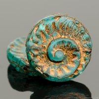 Fossil Bead 18mm