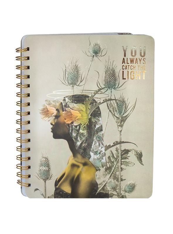 Papaya! Spiral Notebook