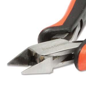 Ergonomic Side Cutter w/ Spring