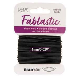 Fablastic Flat Elastic Spandex Cord