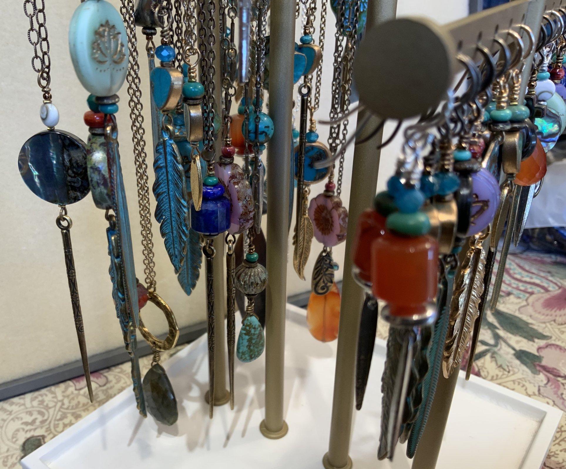 Boho Earrings (SJC)