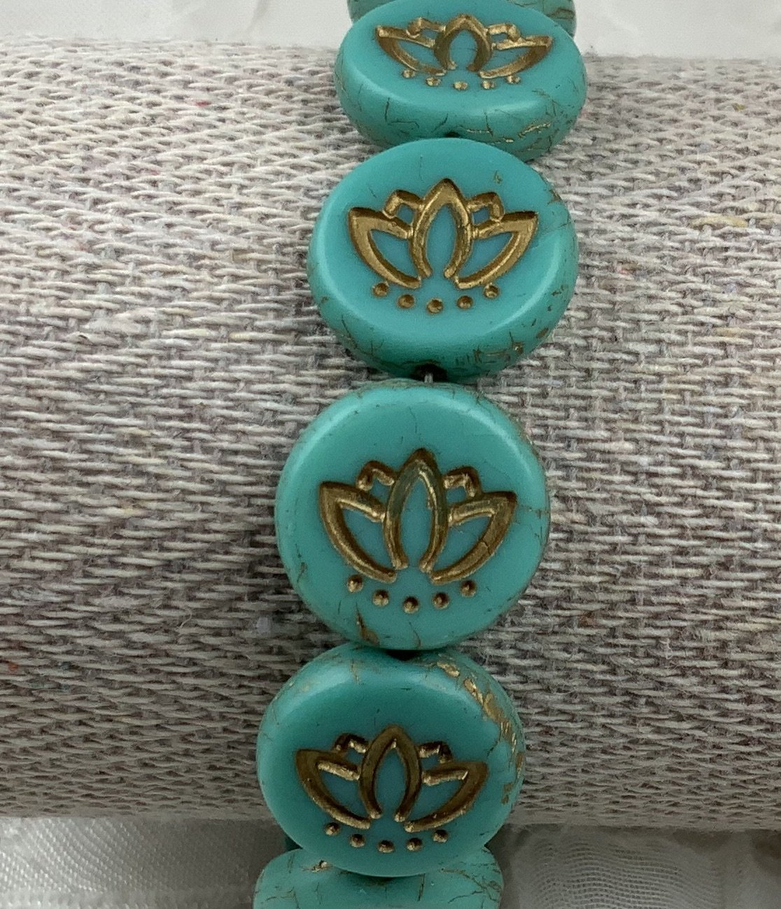 14mm Lotus Coin
