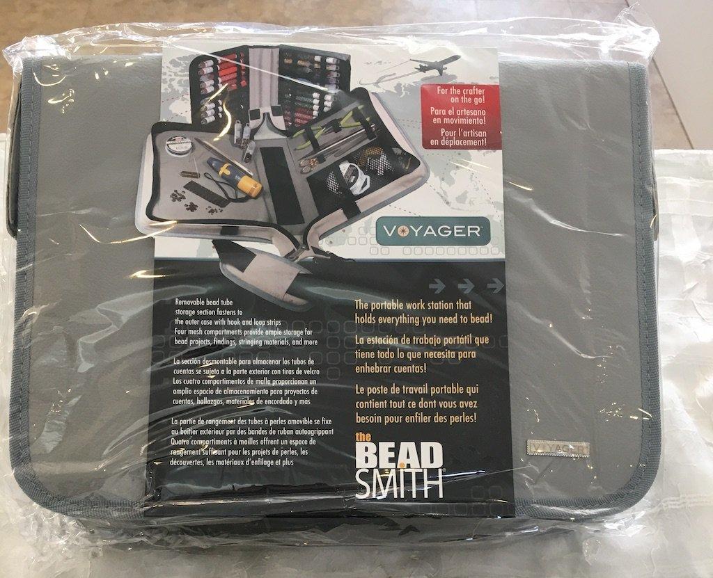 BeadSmith Voyager - Travel Workstation & Storage