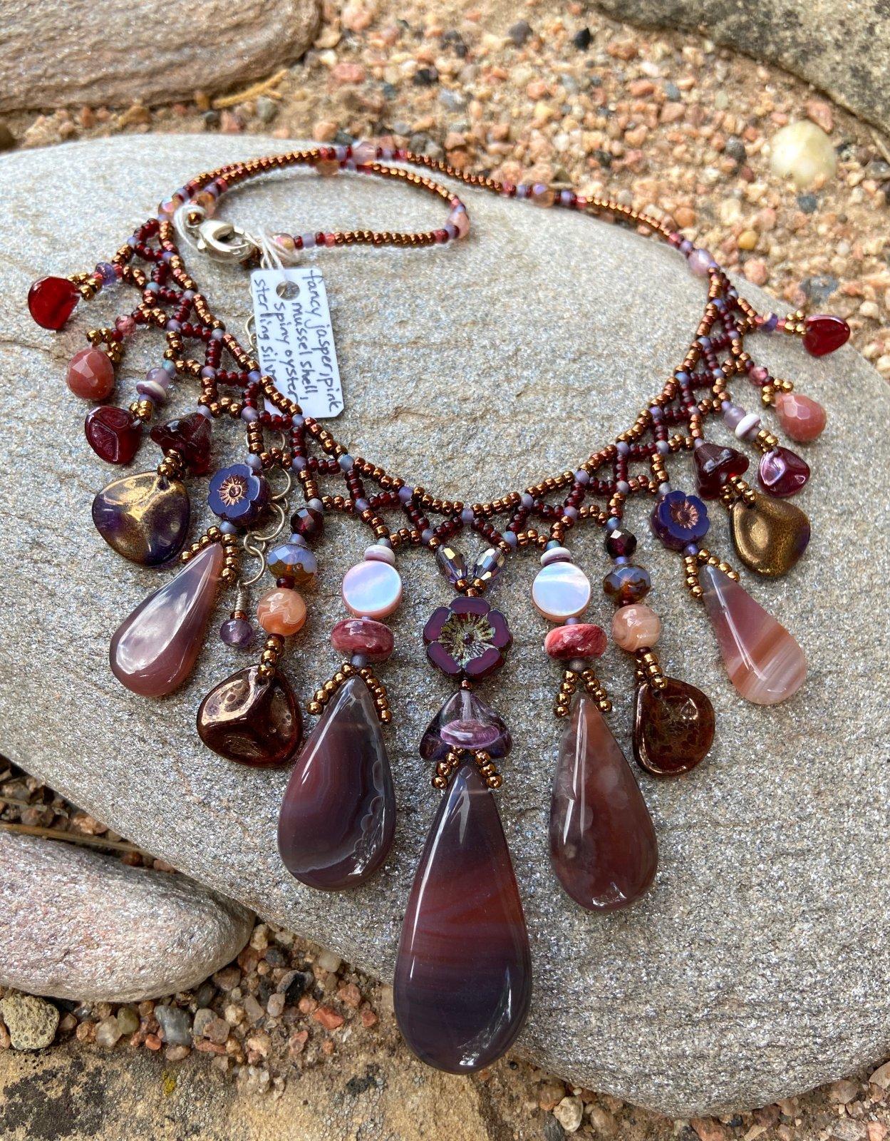 15 Drop Necklace (SJC)