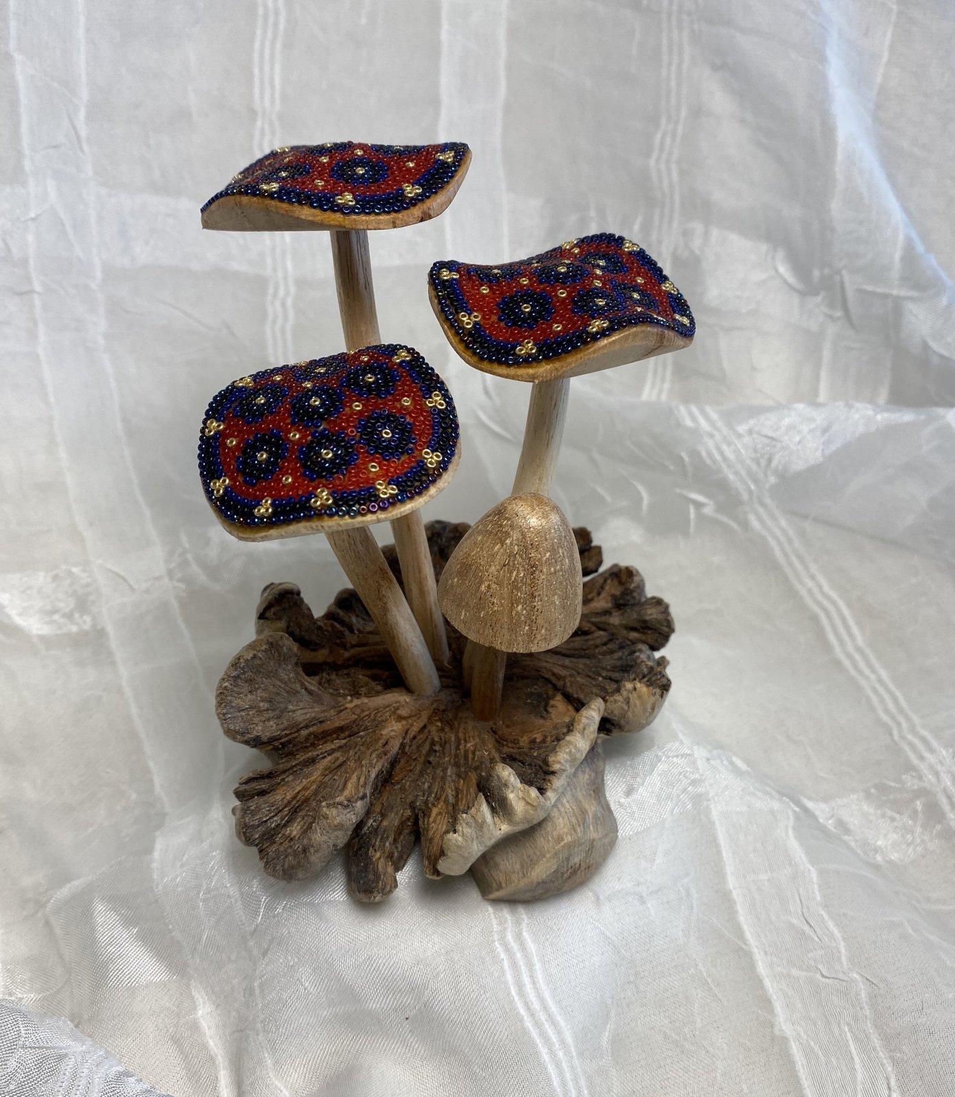 Huichol Bowls & Figures
