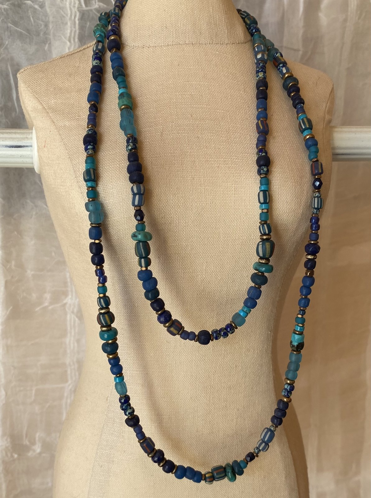 Java Gems Necklace (SJC)