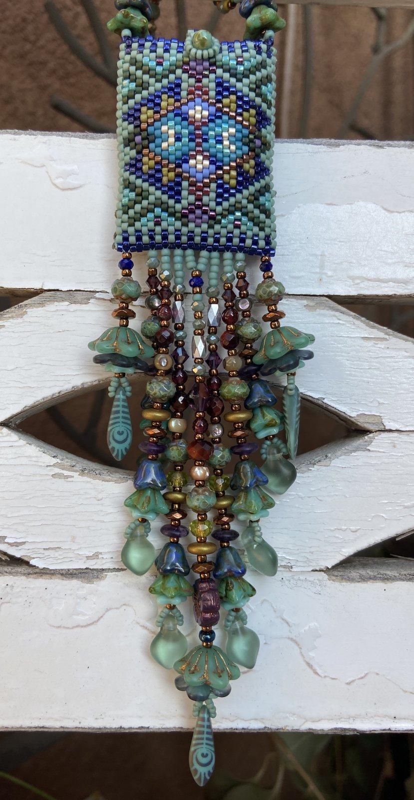 Beaded Amulet Bag (RAP)