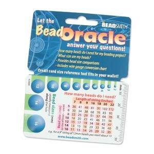 Bead Oracle Card