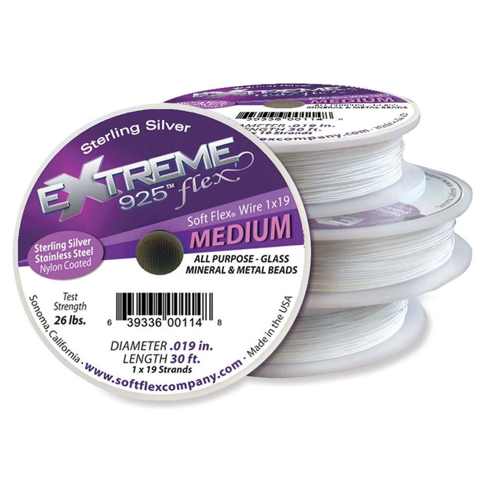 Sterling Silver Heavy (.024) Extreme SoftFlex