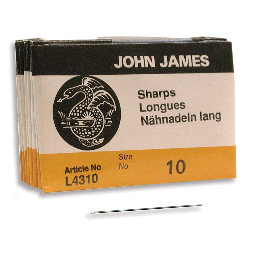 John James Sharps 25 Pack