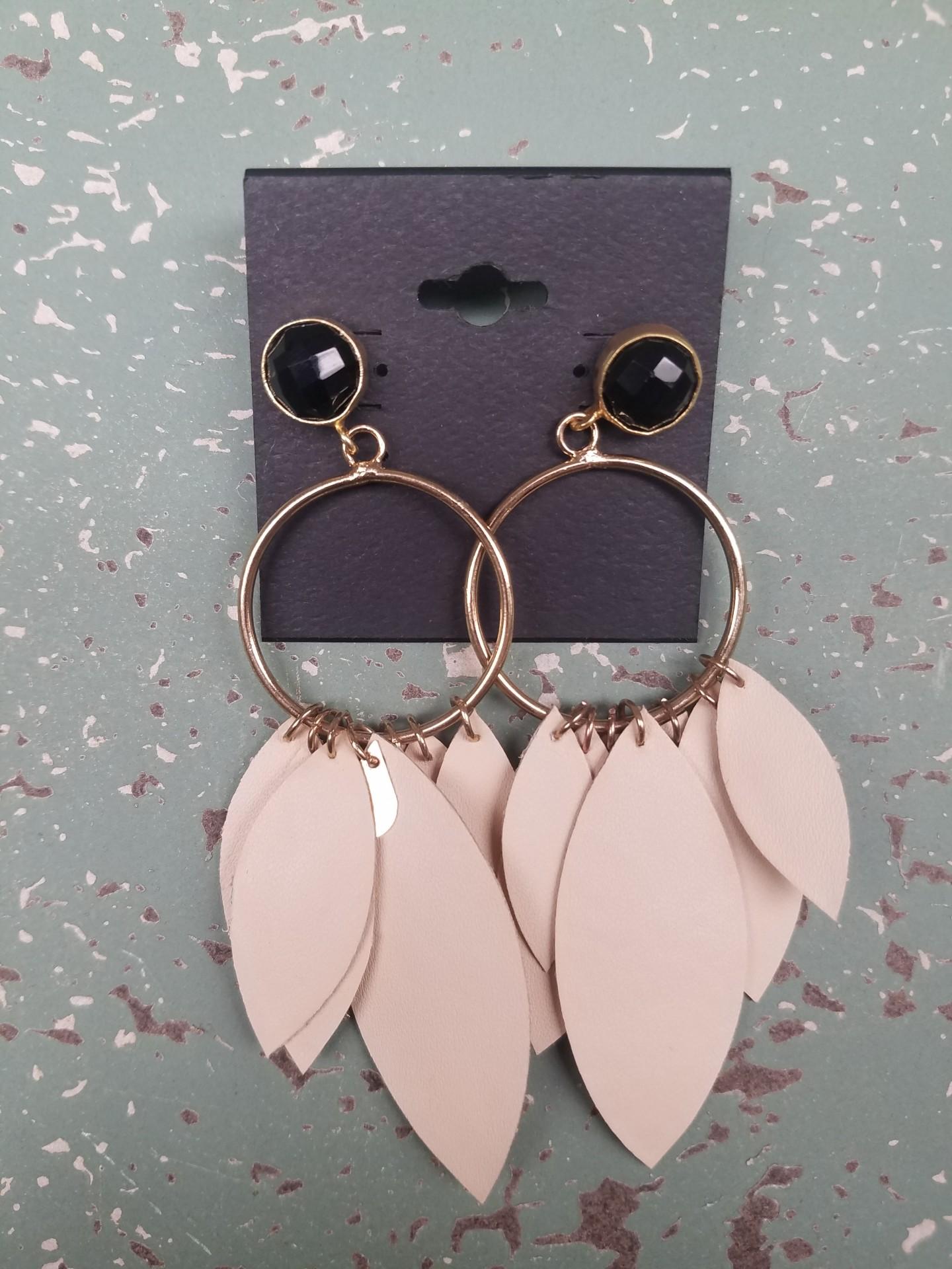 Crosstree Lane Dangling Earrings