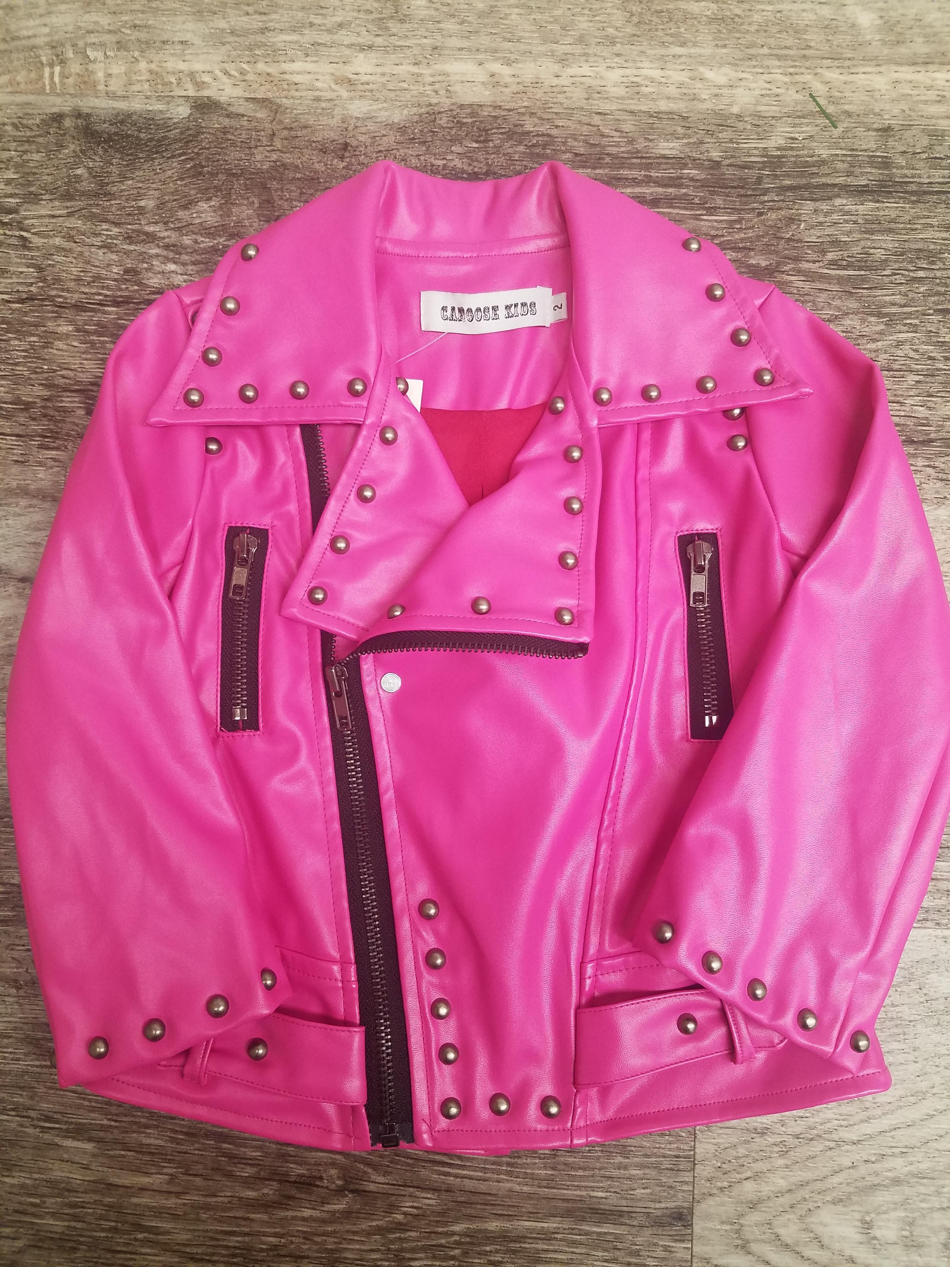 Camaro Girls Jacket