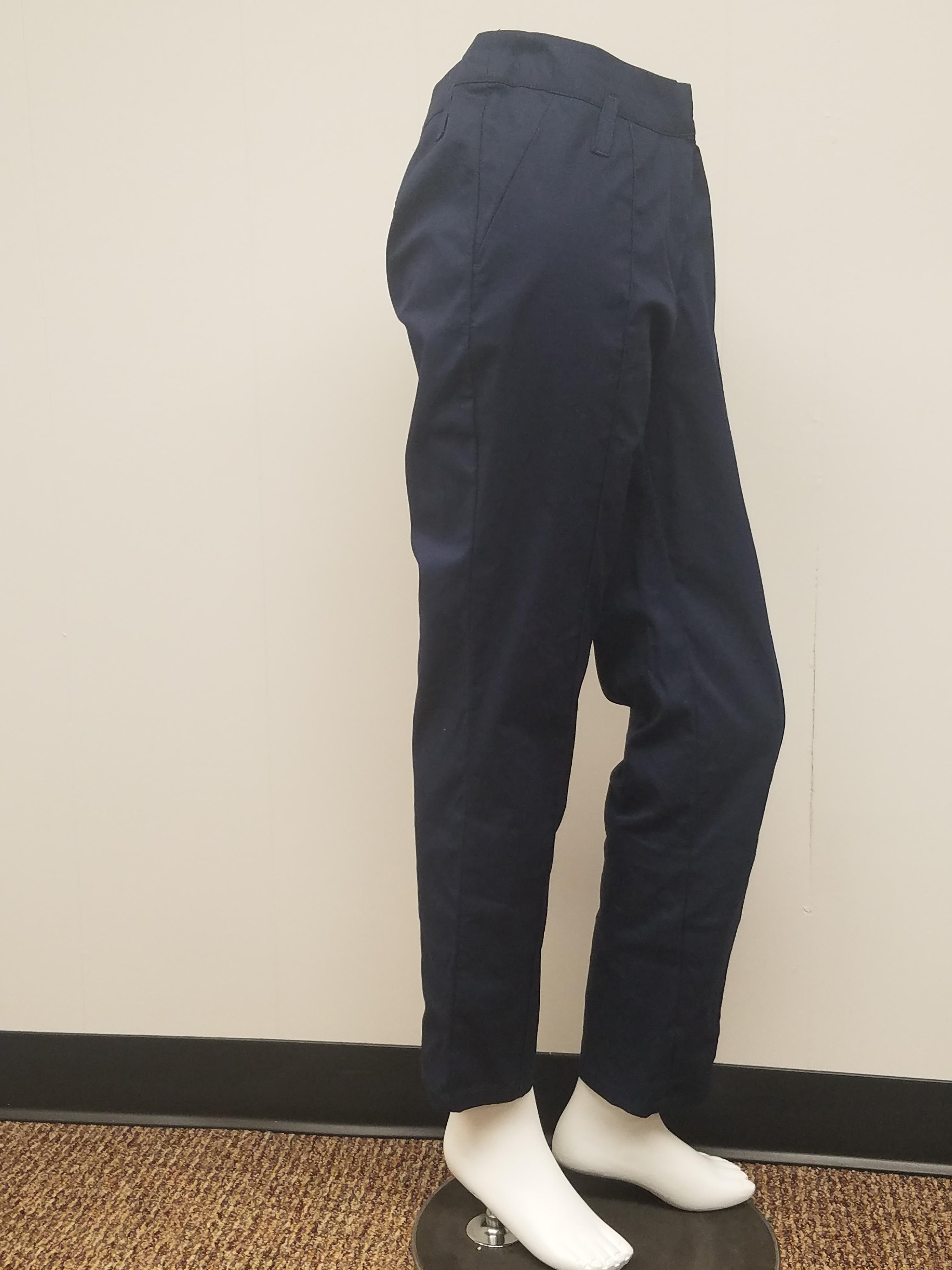 Boss Lady Navy Blue Dress Slacks