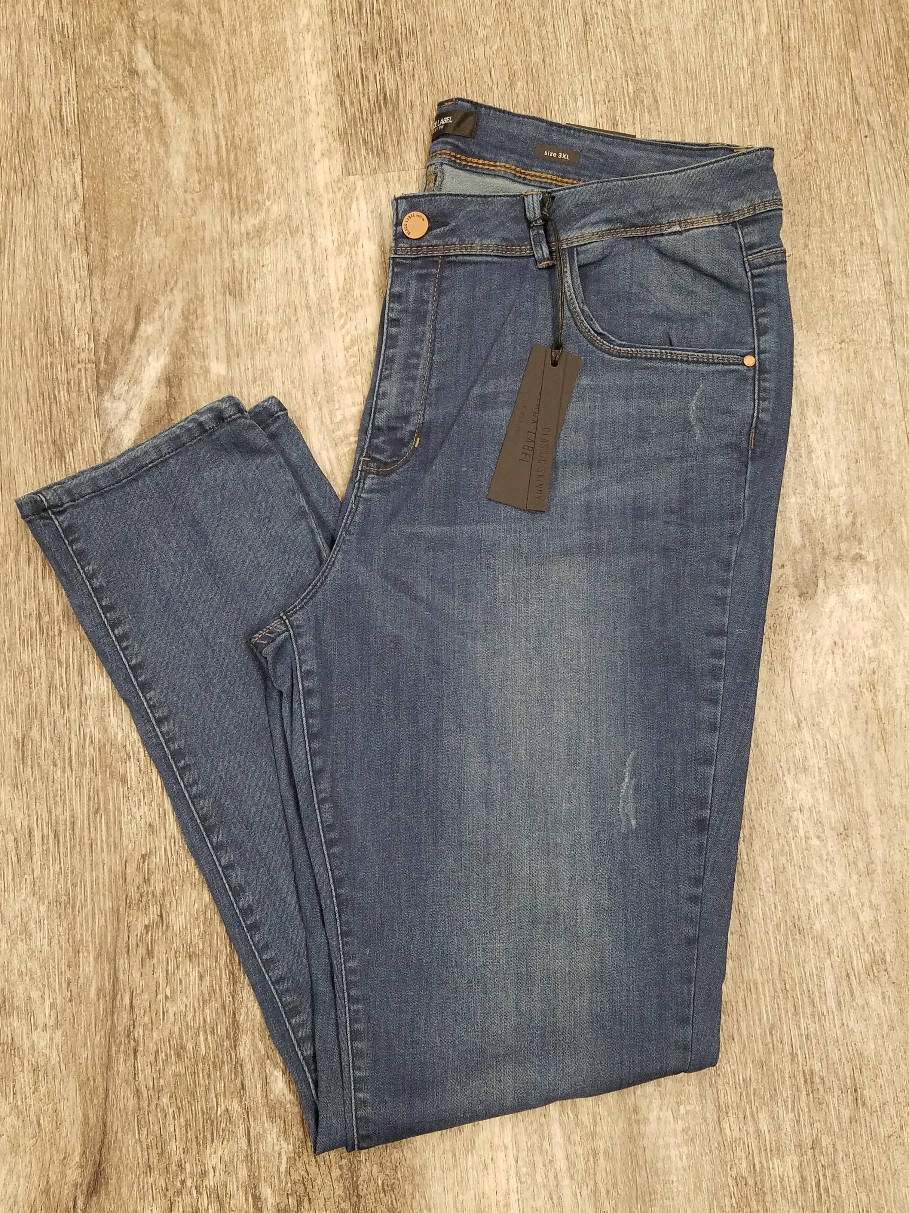 Dark Denim Classic Skinny Jean *Curvy Approved*