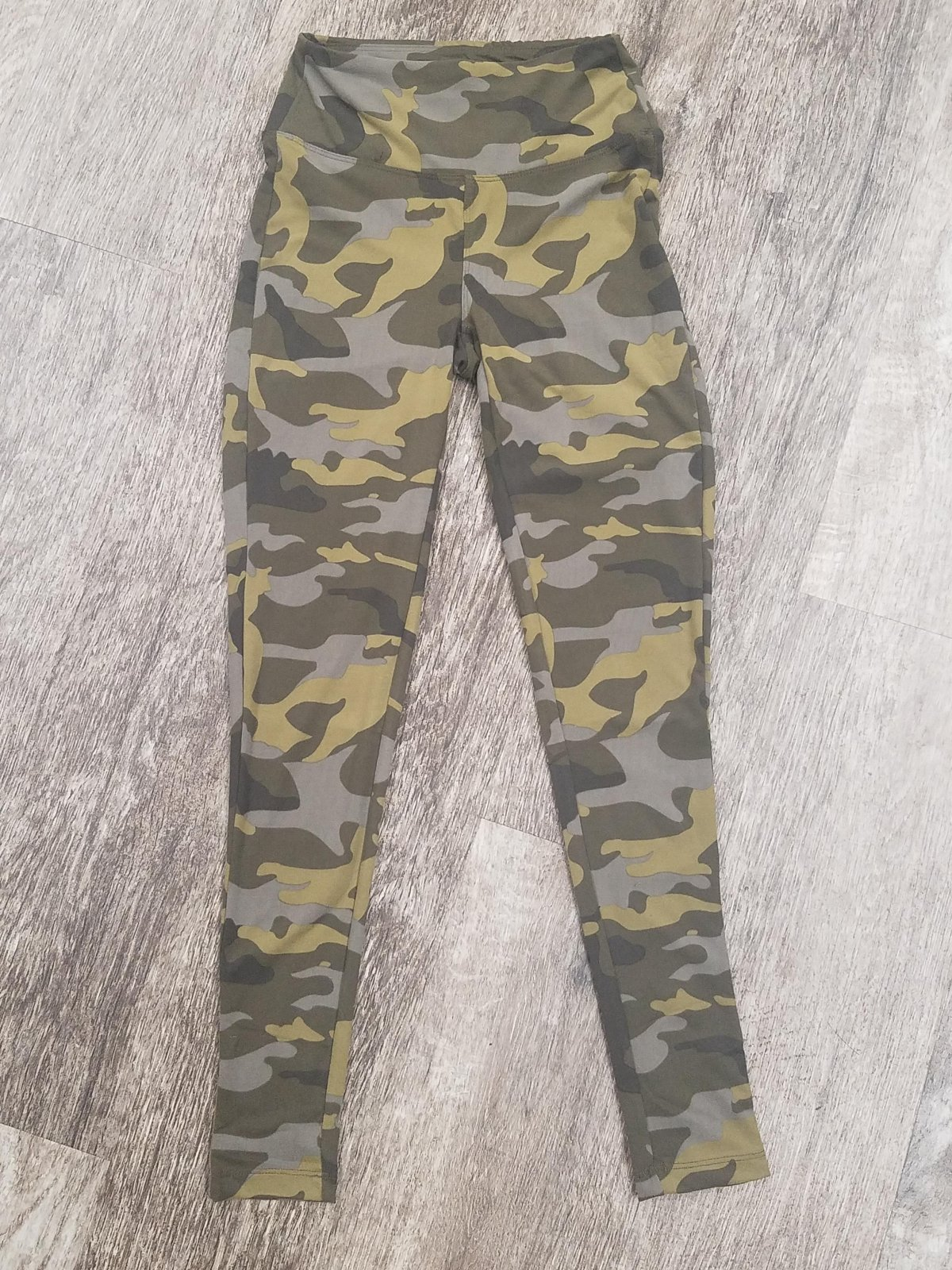 Camo Activewear Leggings