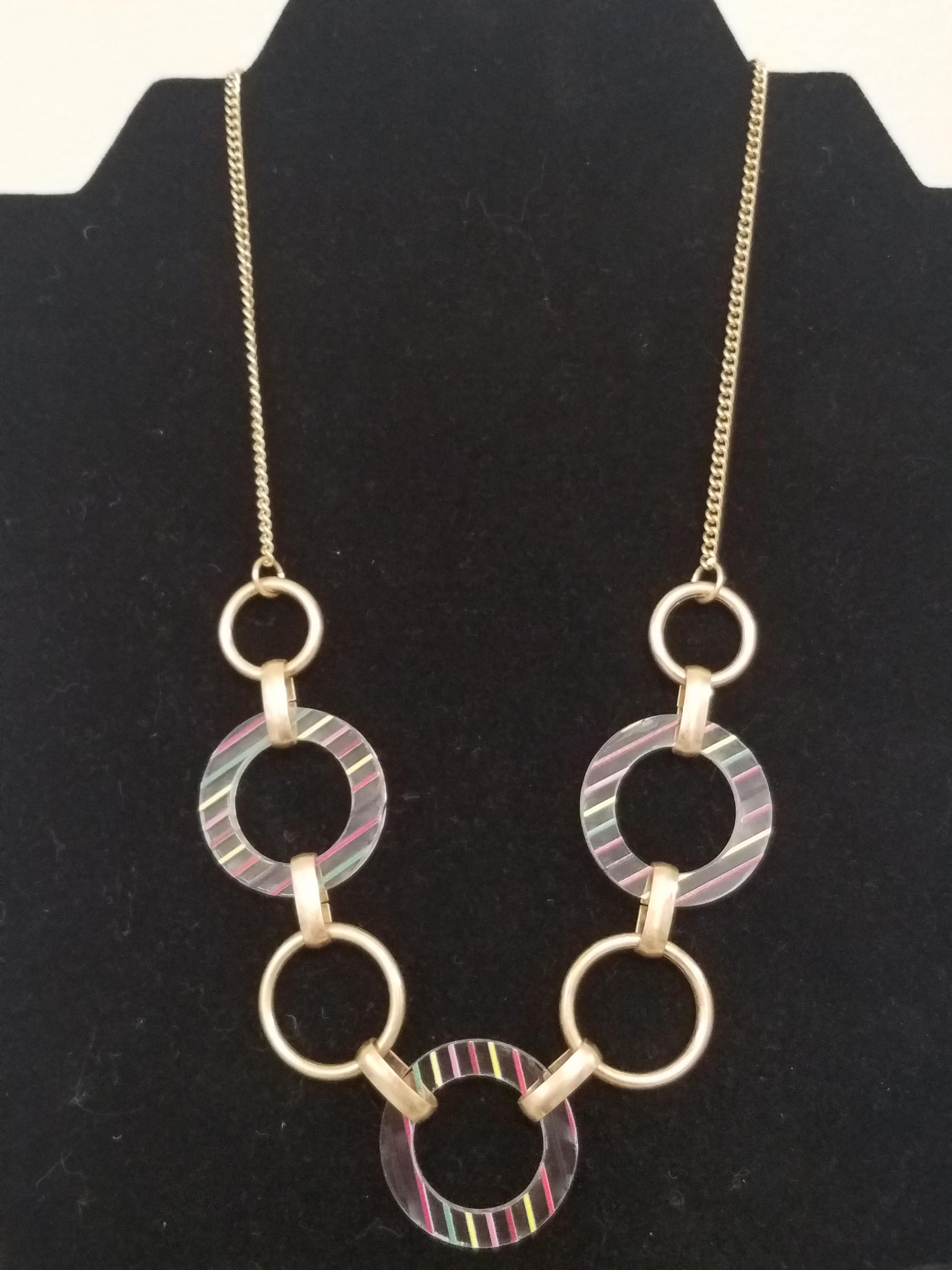80's Retro Necklace