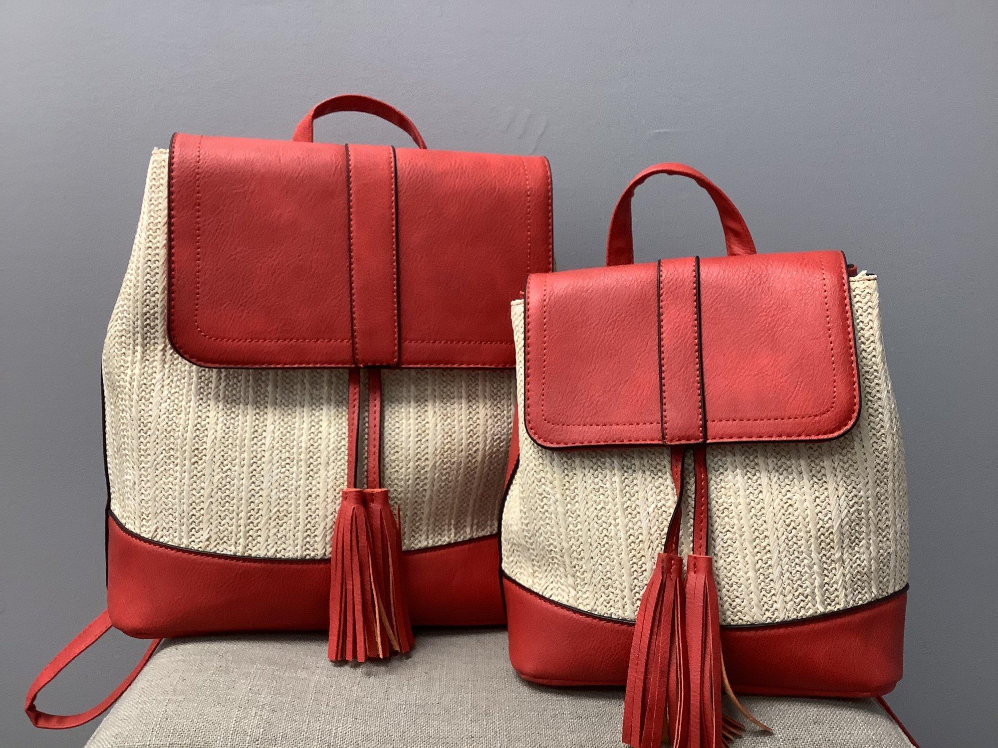 Boho Backpacks & Wallet