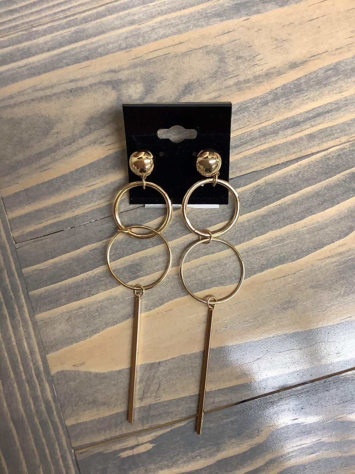 Uncommon James Gold Baller Earrings
