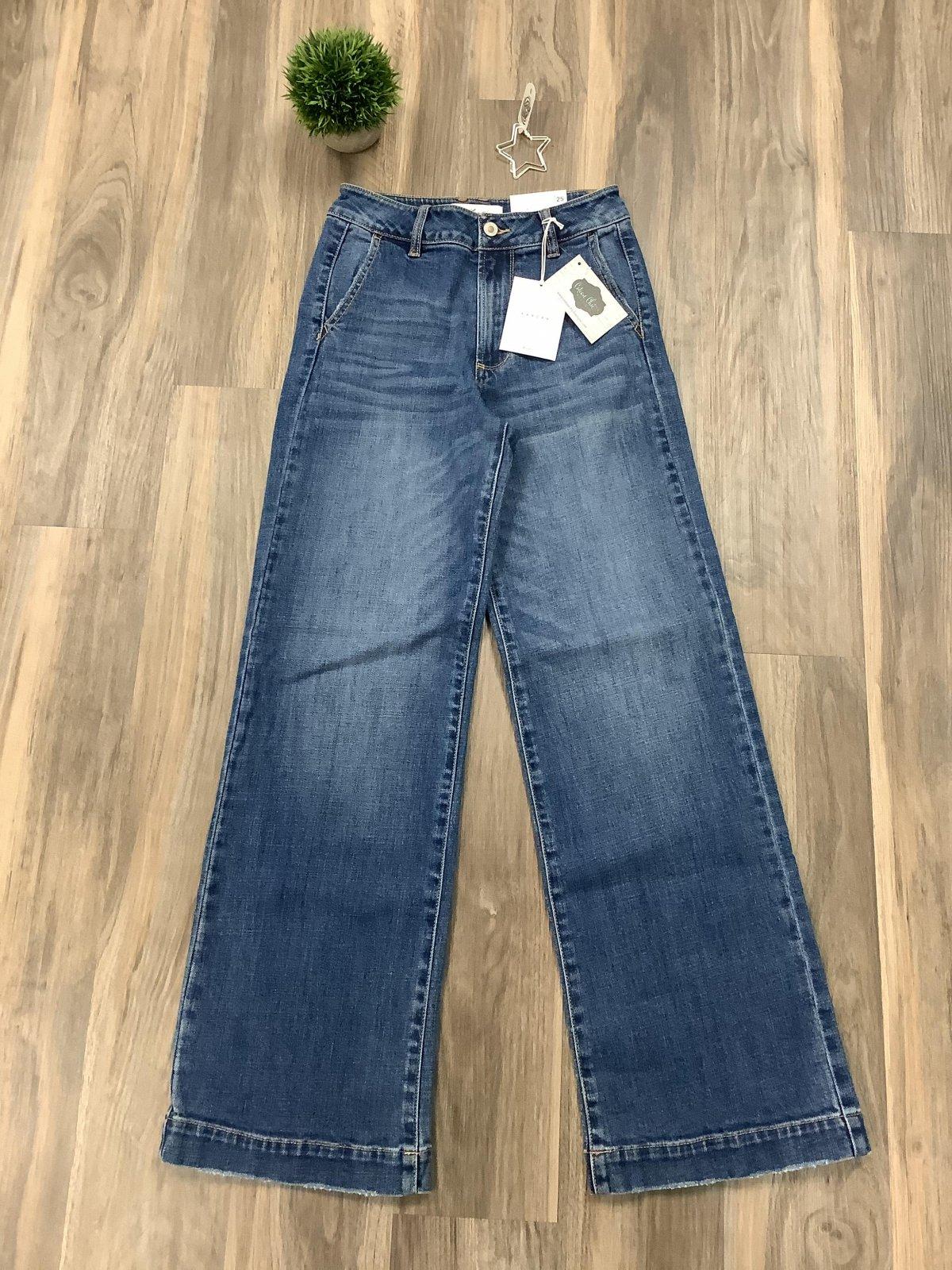 Kancan High Rise Trousers