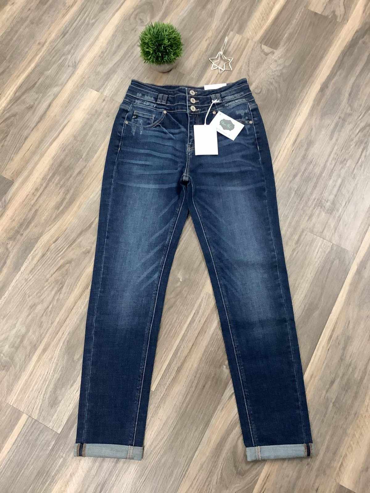Kancan Relaxed Fit Jean
