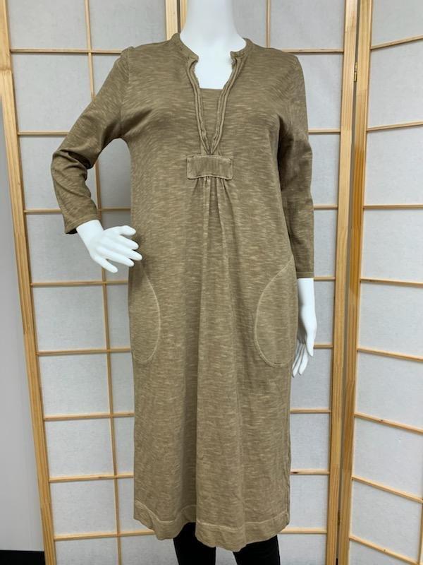 Casual Pocket Dress