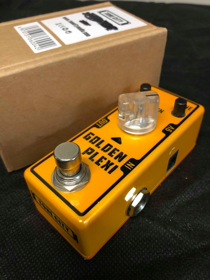 Tone City Golden Plexi Pedal - USED