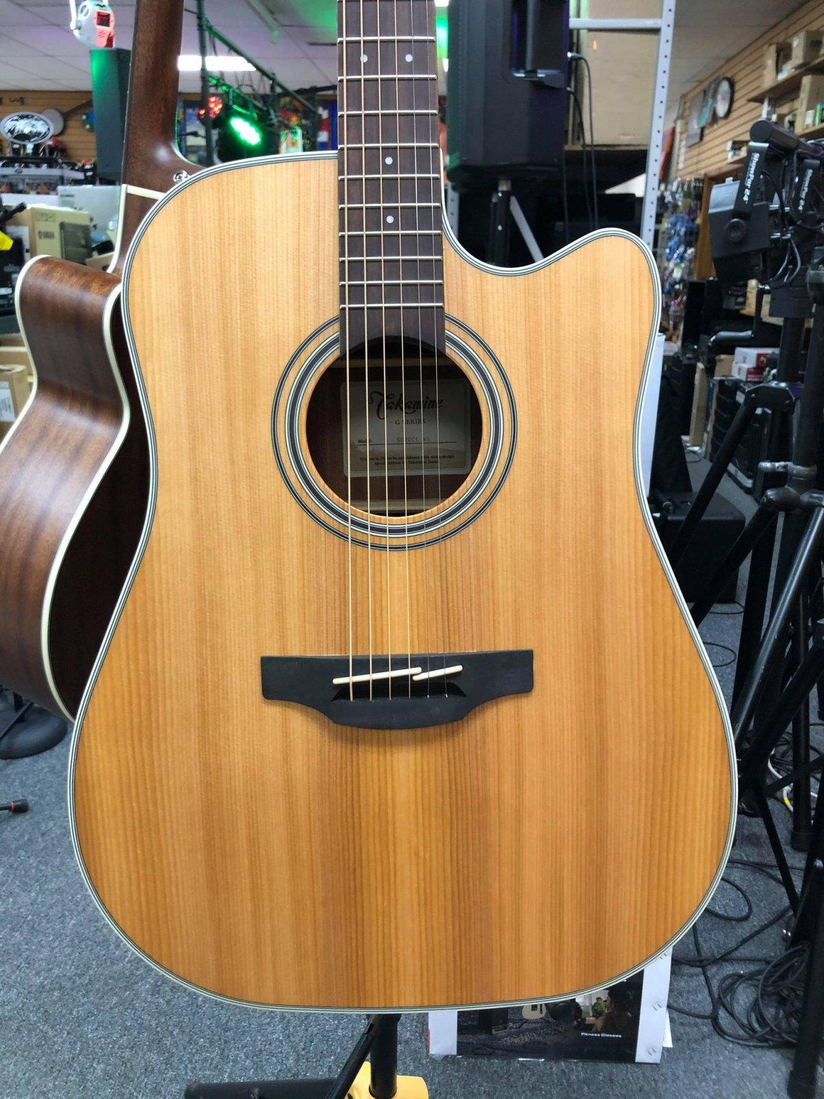 TAKAMINE A/E GD20CENS Guitar