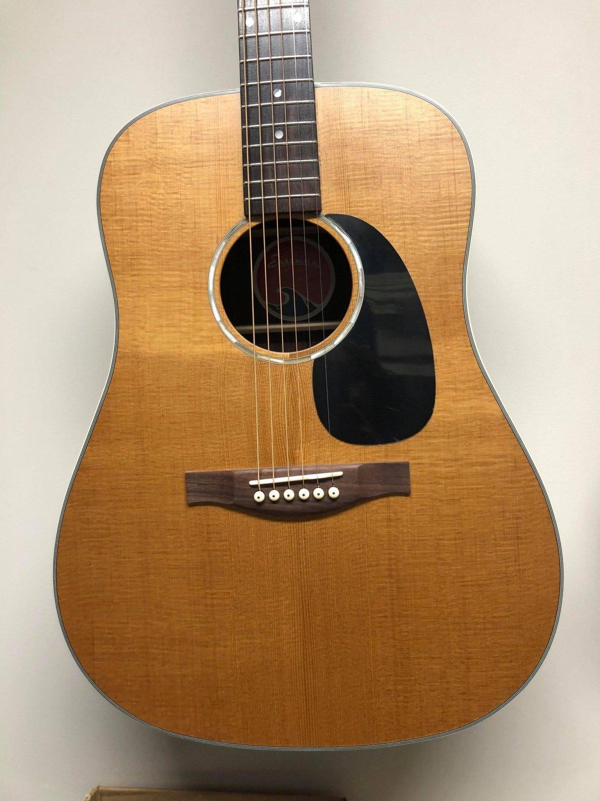 Eastman PCH2-D Acoustic Guitar w/Bag